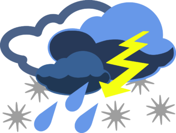 Leggi: «Allerta meteo per piogge intense»